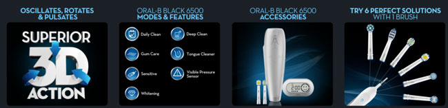 pack oral-b pro 6500 barato