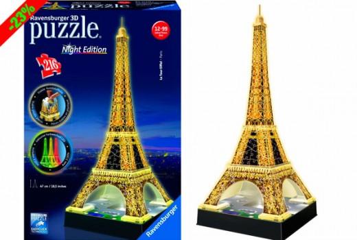 puzzle-3d-ravensburger-night-edition-la-torre-eiffel-paris-barato-descuento
