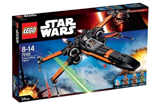 lego star wars x-wing fighter 75102 barata descuento rebajas