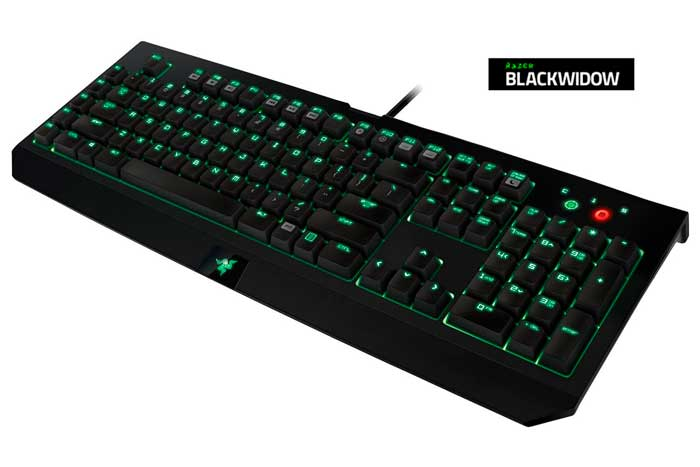 teclado gaming razer blackwidow ultimate 2014 barato chollos amazon blog de ofertas BDO