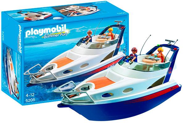 yate de lujo playmobil vacaciones barato descuento rebajas juguetes