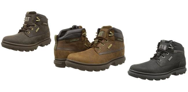 ¡Chollo! Botas Cat Footwear Grady WP baratas desde 41 euros. Hasta 69% descuento