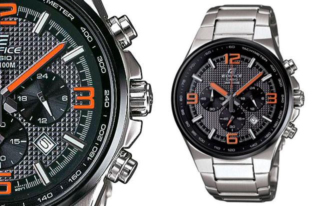 ¡Chollo! Reloj Casio Edifice EFR-515D-1A4VEF barato 86 euros. 49% Descuento bc4e07c545b7