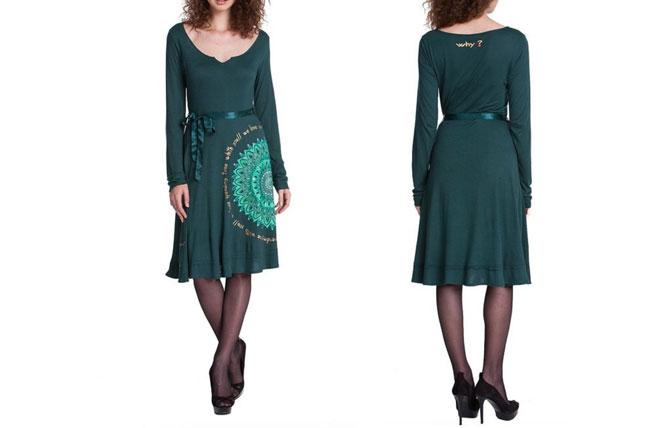 ¡Chollo! Vestido Desigual barato desde 17 euros. Hasta 70% descuento