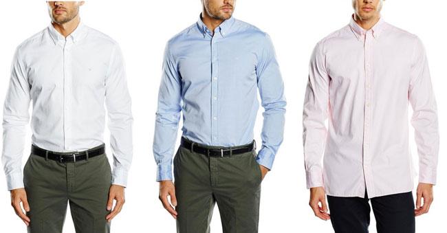 ¡Chollo! Camisas Oxford Hackett London baratas desde 48 euros. Hasta 52% descuento