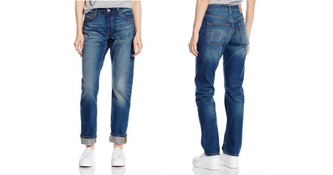 ¡Chollo! Jeans de mujer Levis 501 baratos desde 50 euros. Hasta 50% descuento