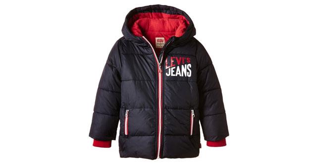 ¡Chollo! chaquetón Levis Plume niño barato desde 41 euros. Hasta 54% descuento