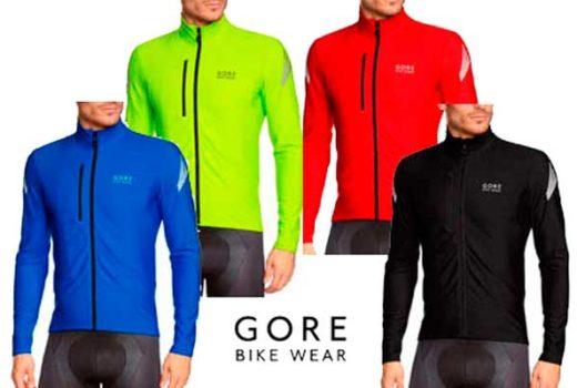 Maillot Gore Bike Wear Element Thermo barato oferta descuento chollo blgo de ofertas