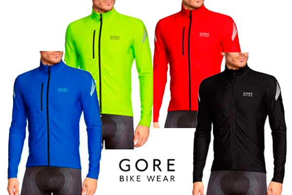 Maillot Gore Bike Wear Element Thermo barato oferta descuento chollo blgo de ofertas