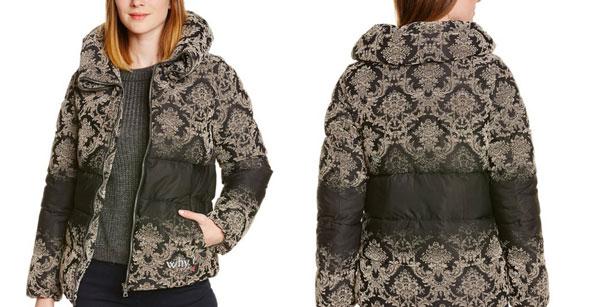 abrigo Desigual  48E2924 barato amazon