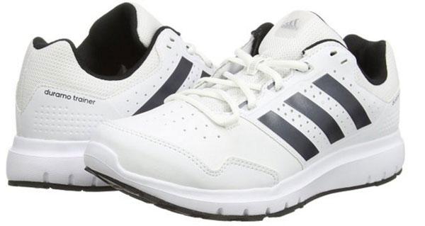 adidas duramo trainer zapatillas hombre blancas baratas
