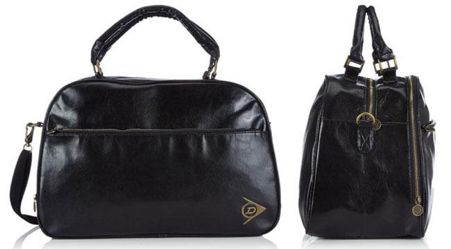 ¡Chollo! Bolso Bandolera Dunlop Citybag barato 21 euros. 70% Descuento