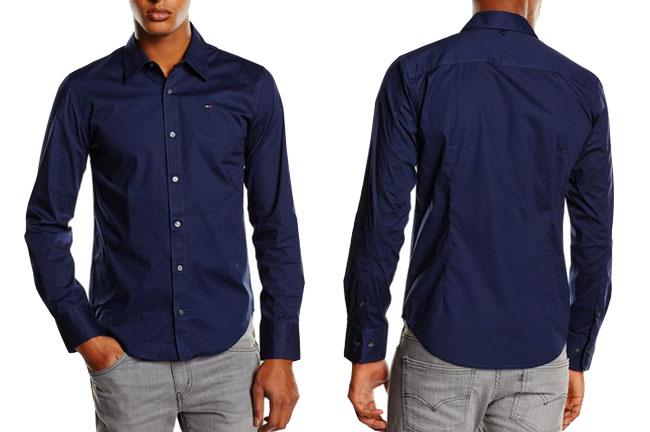 ¡Chollo! Camisa Tommy Hilfiger Sabim barata 31,99 euros. 54% Descuento
