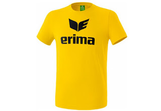 ¡Chollo! Camiseta Fitness hombre Erima barata desde 6 euros.