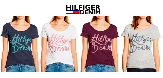 ¡Chollo! Camisetas Tommy Hilfiger Denim baratas desde 16 euros. 43% descuento