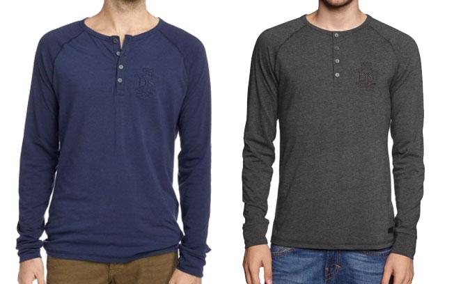 ¡Chollo! Camiseta manga larga EDC by Esprit barata 10 euros. 66% Descuento