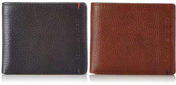 ¡Chollo! Cartera Monedero Tommy Hilfiger Tiago Mini Wallet barata 32 euros. 35% Descuento