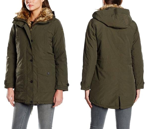 Comprar abrigo mujer barato