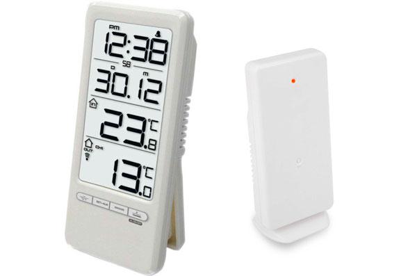 Chollo estacion meteorologica technoline ws 9118 barata for Estacion meteorologica barata