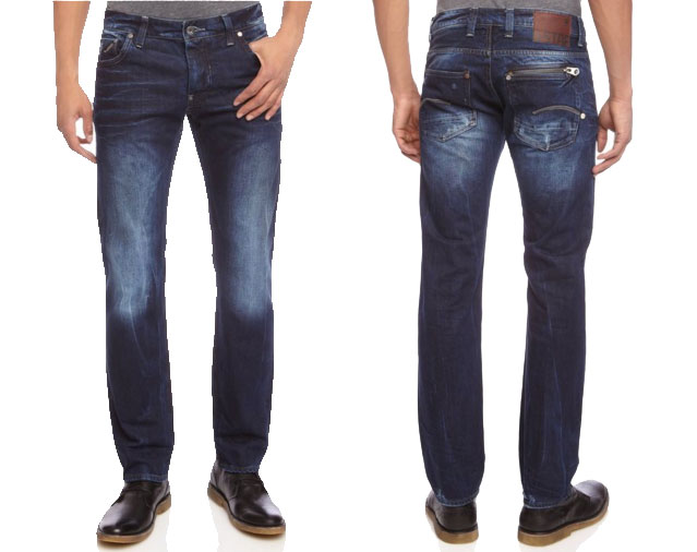 ¡Chollazo! Pantalon G-STAR Raw Attacc Low Straight barato 60 euros. 60% Descuento