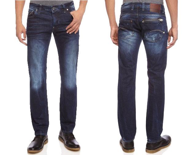 ¡Chollazo! Pantalon G-STAR Raw Attacc Low Straight barato 60 euros. 60% Descuento