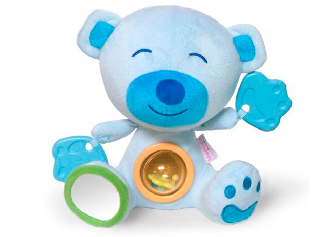 ¡Chollo! Osito Nenuco Baby aprendizaje bebes barato 12 euros