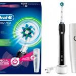 oral-b pro 750 crossaction barato descuento rebajas