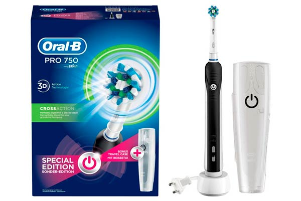 oral-b pro 750 barato crossaction barato descuento rebajas