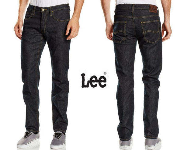 ¡Chollo Rebajas! Pantalones Lee Daren azul oscuro baratos 40 euros. 52% Descuento