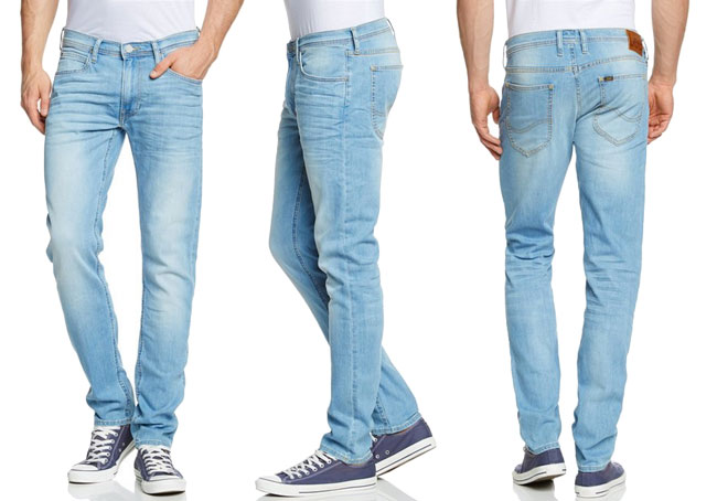 ¡Chollo! Pantalon slim Lee Luke barato 39 euros. 53% Descuento