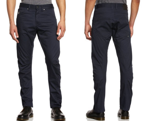 ¡Chollo! Pantalon Jack & Jones Dale Colin Twisted barato 21 euros. Envio Gratis