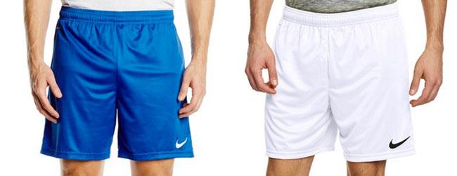 ¡Chollo! Pantalones cortos Nike Park Knit baratos desde 8 euros.