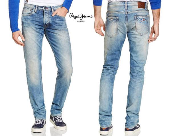 ¡Chollo! Pantalones Pepe Jeans Men Edition Pant barato 39 euros. 50% Descuento