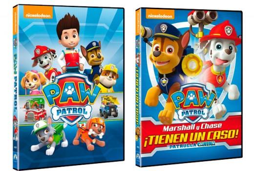 pelicula-dvd-patrulla-canina-paw-patrol-barata