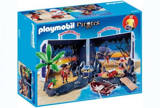 playmobil pirates cofre de ltesoro 5347 piratas barato rebajas