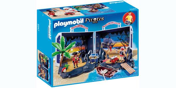 playmobil piratas cofre de ltesoro 5347 piratas barato rebajas