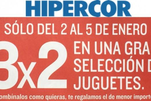 promocion-juguetes-hipercor-3x2-enero-2016