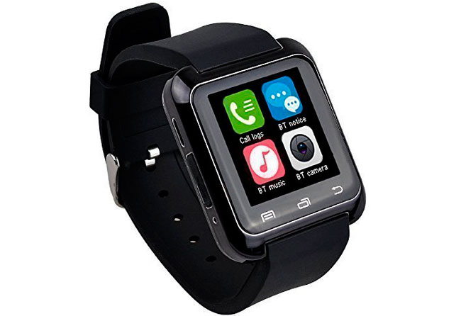 ¡Chollo! Reloj Smartwatch EasySMX Bluetooth 4.0 barato 13 euros. 74% Descuento
