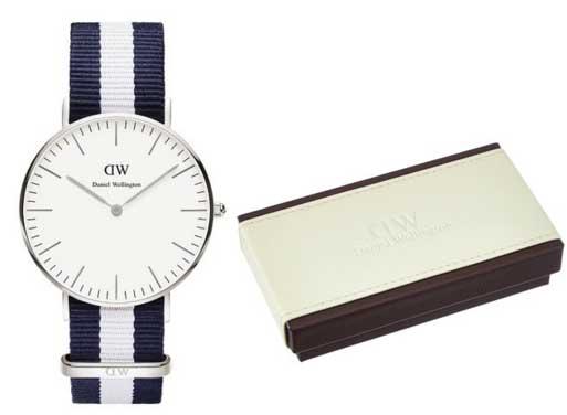 Reloj para mujer Daniel Wellington 0602DW barato 89 euros