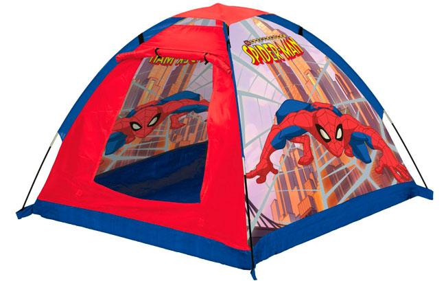 ¡Chollo! Tienda de Jardin Spiderman de Marvel barata 13 euros. 45% Descuento
