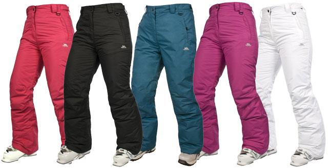¡Chollo! Trespass Moloko pantalones esquí baratos desde 24 euros. Hasta 51% descuento