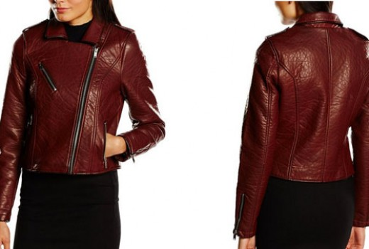 vero-moda-Vmsave-Short-Pu-Jacket-Dnm-V-Im-chaqueta-de-mujer-barata-amazon