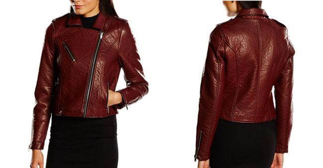 ¡Chollo! Chaqueta Vero Moda Save Short barata 27 euros. 60% descuento