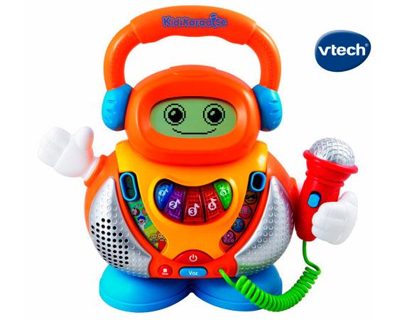 ¡Chollo! Kidi Karaoke Vtech Cooltronic barato 20 euros. 32% Descuento