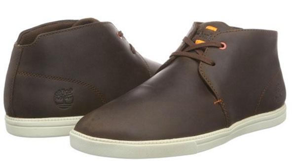 ¡Chollo! Zapatillas altas Timberland Newmarket FTB Fulk baratas 60 euros. 50% Descuento