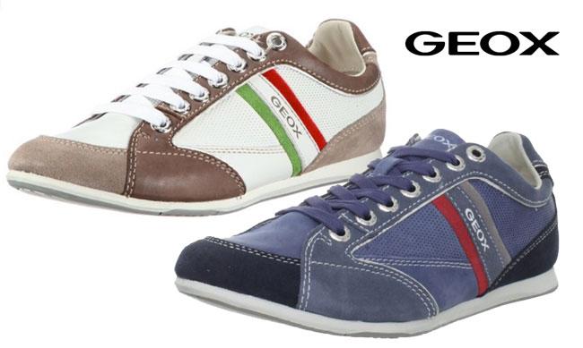 ¡Chollo moda! Zapatillas Geox UOMO Andrea baratas desde 46,90 euros. 64% Descuento
