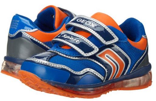 ¡Chollo! Zapatillas niños GEOX B Todo Boy baratas 19 euros. 64% Descuento