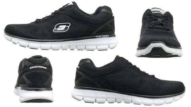 ¡Chollo! Zapatillas Skechers Synergy Power Shield baratas 43,99 euros. 32% Descuento