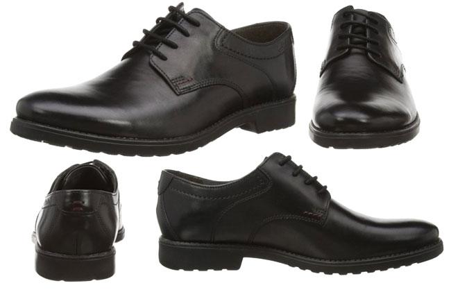 ¡Chollo! Zapatos Clarks Rakin Walk baratos 54,95 euros. 31% Descuento