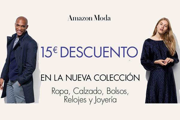 15 euros descuento nueva coleccion amazon moda barata descuento rebajas codigo novedad16